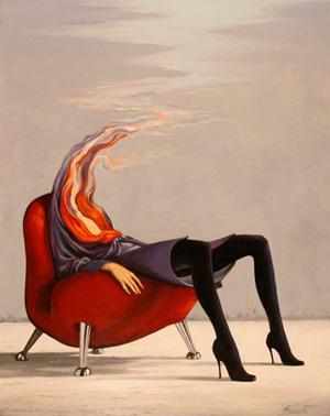 Иллюстрация художника Игоря Каменева